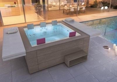 Klimatyzacja hali basenowej